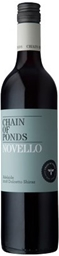 Chain of Ponds ' Novello' Shiraz Dolcetto 2016 (12 x 750mL), SA.