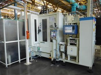 Block Machining – Bore Honing, Measuring & Detection Machines