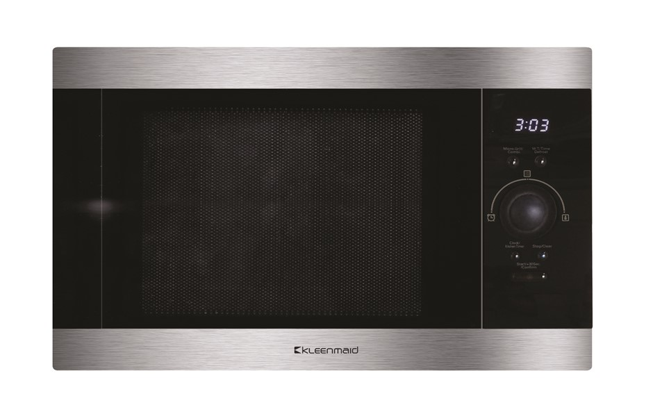 Kleenmaid 28L Built-In Wall Microwave With Grill (MWG4511)