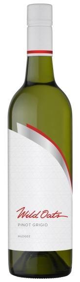 Wild Oats Pinot Grigio 2018 (12 x 750mL), Mudgee, NSW