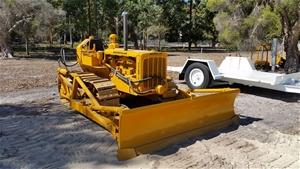Caterpillar D4 7U Crawler Tractor