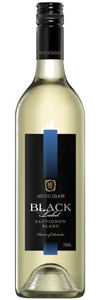 McGuigan `Black Label` Sauvignon Blanc 2018 (6 x 750mL), SE AUS.