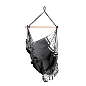 Gardeon Hammock Swing Chair - Grey
