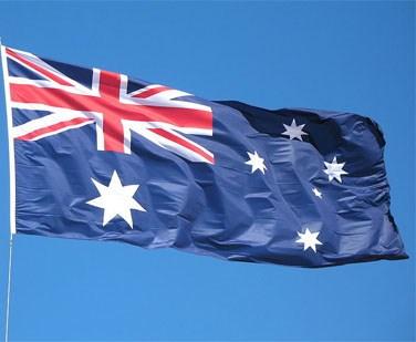 6.0m Flag Pole Full Set / Kit w Australian Flag