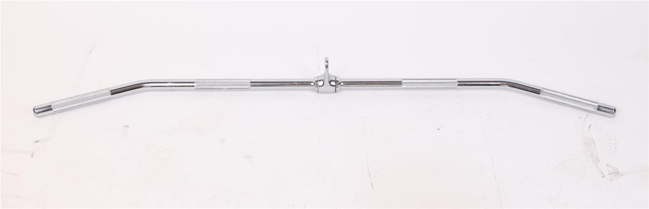 "48"" Lat Pulldown Bar Cable Attachment"