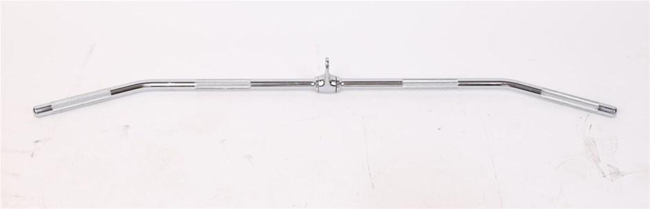 "48"" Lat Pulldown Bar Cable Attachment"