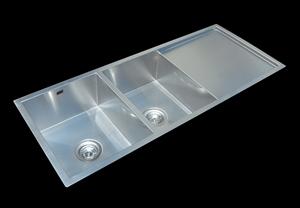 Handmade SS Undermount / Topmount Sink w
