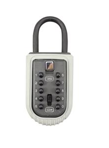 Portable Padlock Safe Key Box Lock