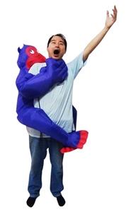 GORILLA Fancy Dress Inflatable Suit -Fan