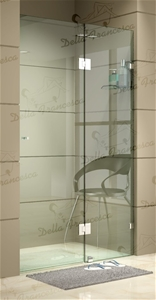 1200 x 2000mm Frameless Shower Screen 10