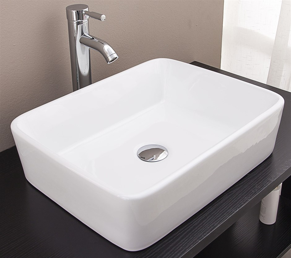 Above Counter Bathroom Sinks Reve Vessel Sink The New American Home 2016 4