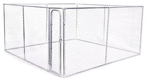4 x 4m Pet Enclosure Dog Kennel Run Anim