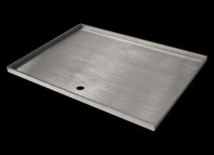 Stainless Steel BBQ Grill Hot Plate 48 X