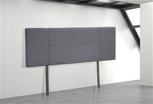 Linen Fabric Double Bed Headboard Bedhea