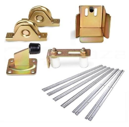 Sliding Gate Hardware Accessories Kit