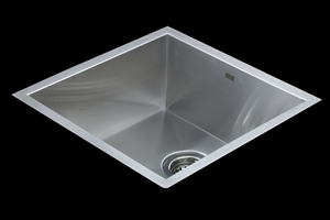 440x440mm Handmade Stainless Steel Sink