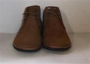 374de48d2c5 Aquila Mens Lace Up Brown Suede Boots - Size 40