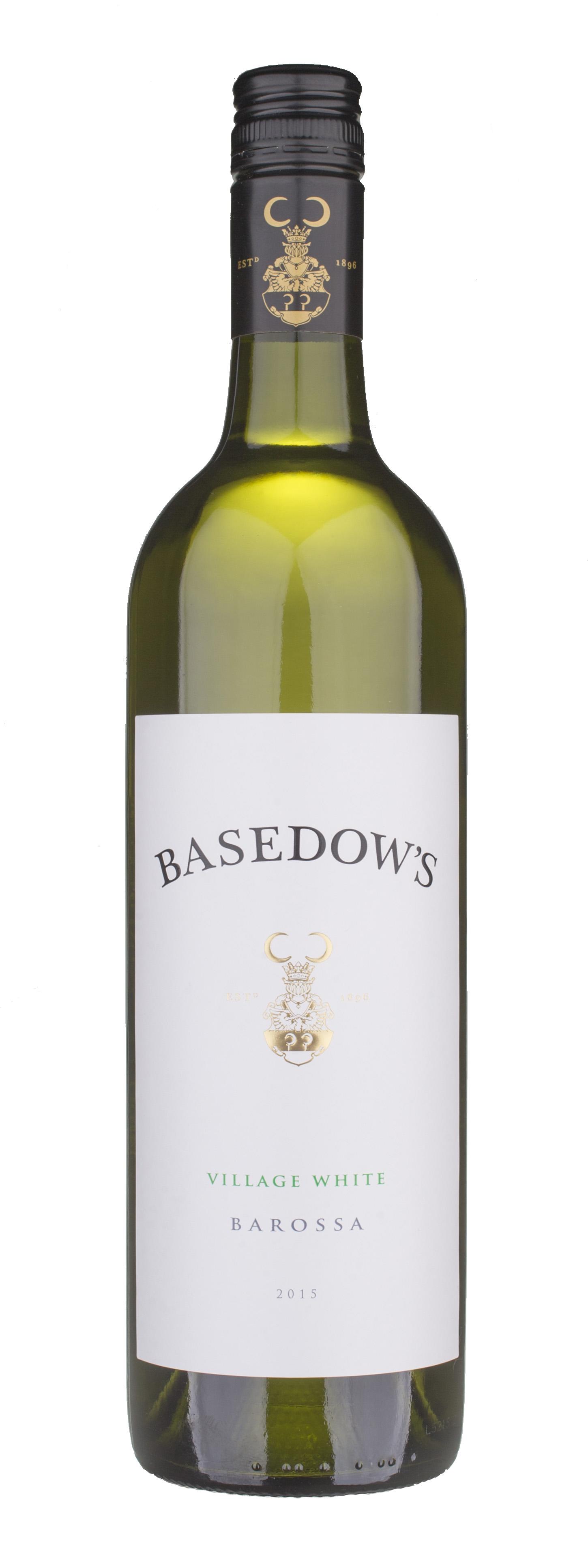 Basedow's Village White 2015 (12 x 750mL) Barossa Valley SA