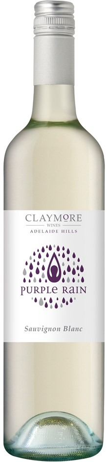 Claymore Purple Rain Sauvignon Blanc 2017 (12 x 750mL), Adelaide Hills, SA.