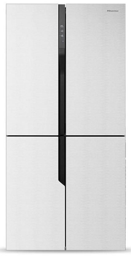 Hisense 512l French Door Fridge Hr6cdff512gw White Auction Grays Australia