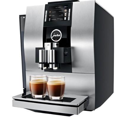 Jura Z6 Coffee Machine - Model 15134-D1