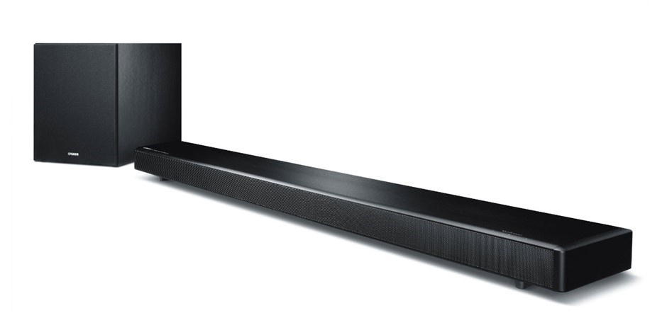 Yamaha YSP-2700 7.1ch Soundbar with Wireless Subwoofer (Black)