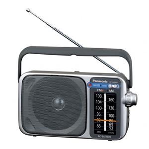 Panasonic RF-2400DGN-S Portable AM/FM Ra