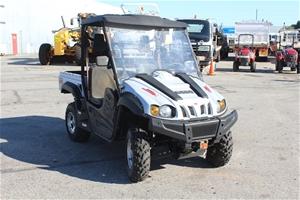 Parklander Hisun PQV 500 UTV 4x4 Buggy