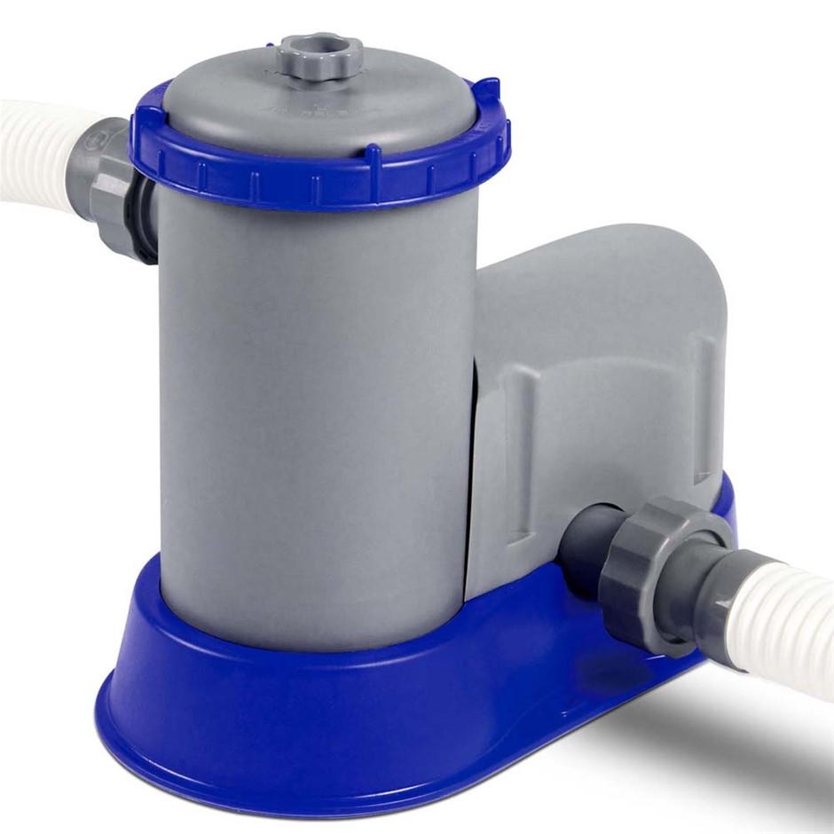 Bestway 1500 GPH Filter Pump Swimming Pool Cleaner
