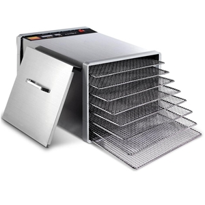 5 Star Chef Stainless Steel Food Dehydra