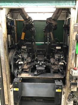5 x Front Back Assembly