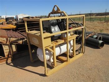 2 x 2011 HT-340DE Mobile Compressors