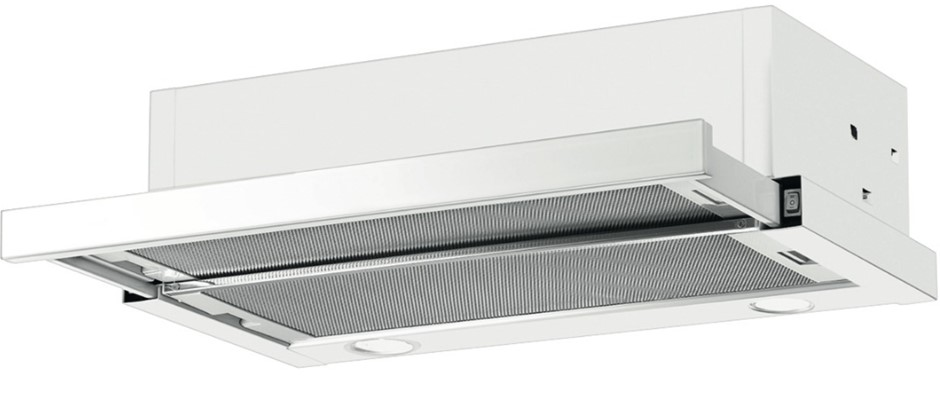 Fisher & Paykel 90cm Built-In Telescopic Slideout Rangehood (HS90X4)