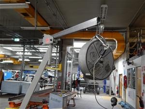 Spot Welder, Elektron Multispot MI-100, 120A, 23V @ 100% duty cycle, with e