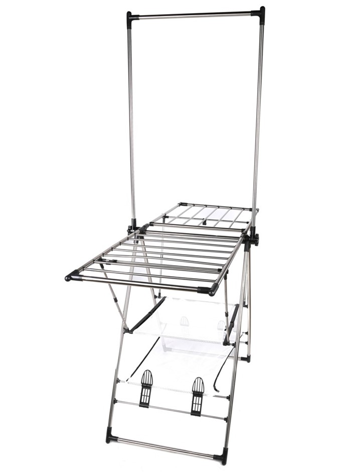 GREENWAY Stainless Steel Clothes Drying Rack. (SN:CC0795) (266042-390)