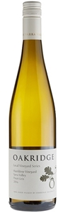 Oakridge `Local Vineyard Series` Pinot G