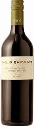 Philip Shaw `No.5`  Cabernet Sauvignon 2015 (6 x 750mL), Orange, NSW.
