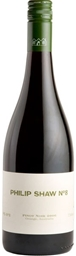 Philip Shaw `No.8` Pinot Noir 2018 (6 x 750mL), Orange, NSW.