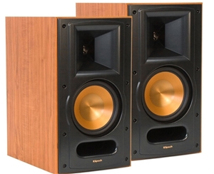 Klipsch RB 61 II Reference Series Bookshelf Speakers Cherry Pair
