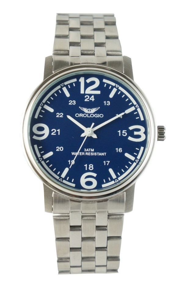 Orologio Militare Collection Men's Easy Reading Watch