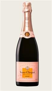 Veuve Clicquot Rosé NV (6 x 750mL), Cham