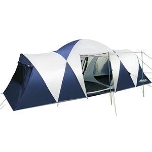 Weisshorn 12 Person Canvas Dome Camping