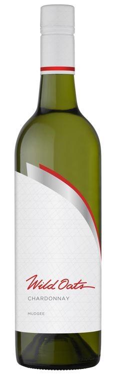 Wild Oats Chardonnay 2016 (12 x 750mL), Mudgee, NSW