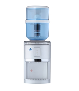 Aimex Silver Bench Top Water Cooler Disp