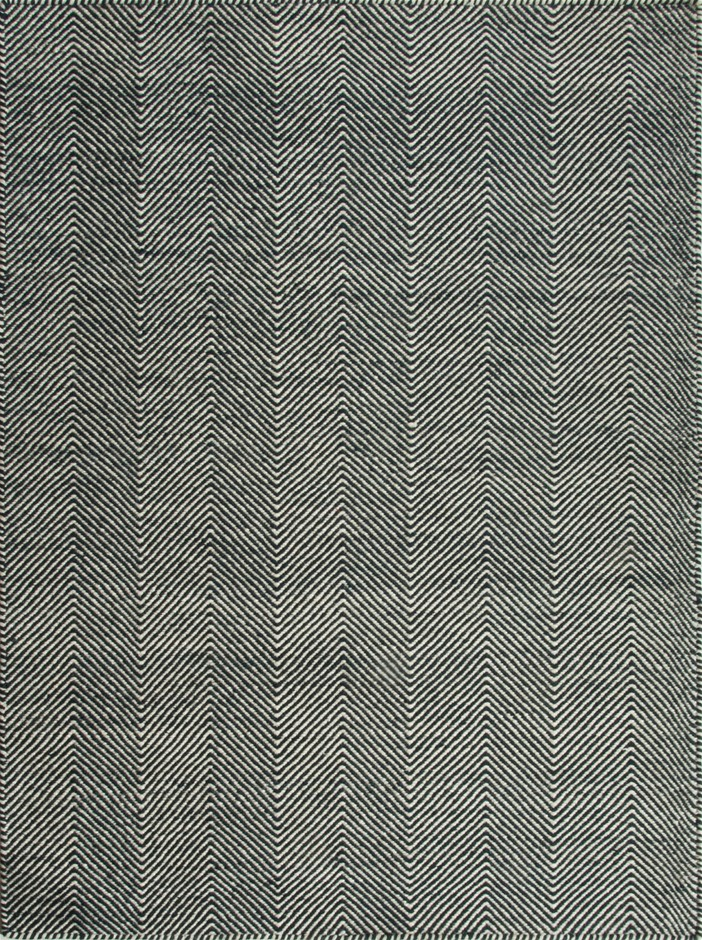 New Rug - MILLIE WOOL Navy - 110 x 160cm
