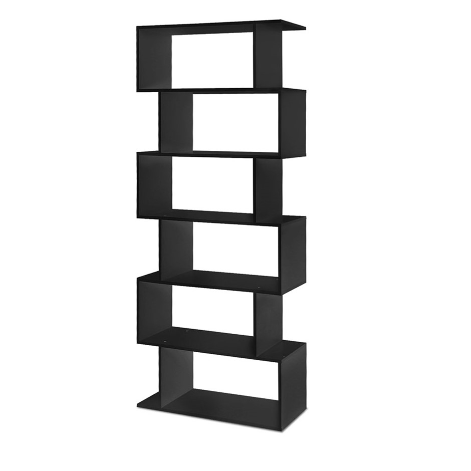 ex display home furniture perth   6 Tier Display Shelf Black. display home furniture for sale melbourne   Graysonline
