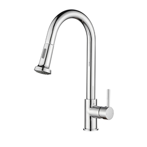 Chrome Pull Out Kitchen Mixer Sink Tap S
