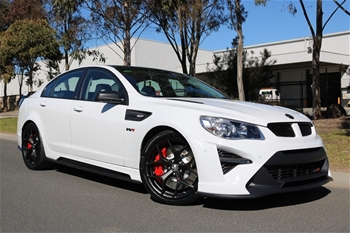 2017 Holden Special Vehicles GTS-R W1 Number 110/275 Manual 6 speed 22 km