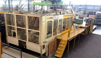 3000 Tonne Injection Moulding Machine