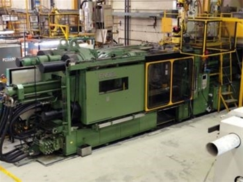 800 Tonne Injection Moulding Machine